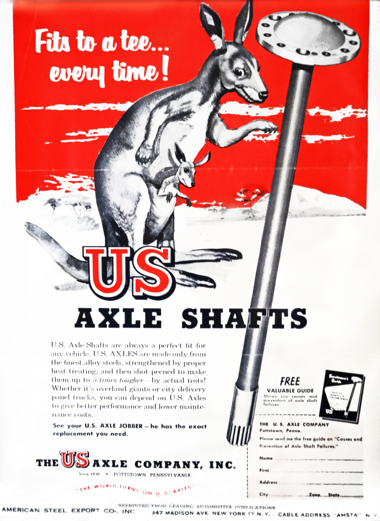 US Axle shafts - Founded in 1920, U.S. Axle boasts a long legacy of engineering excellence and satisfied customers.