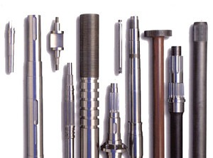 manufactured shafts