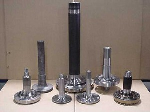 manufactured axles